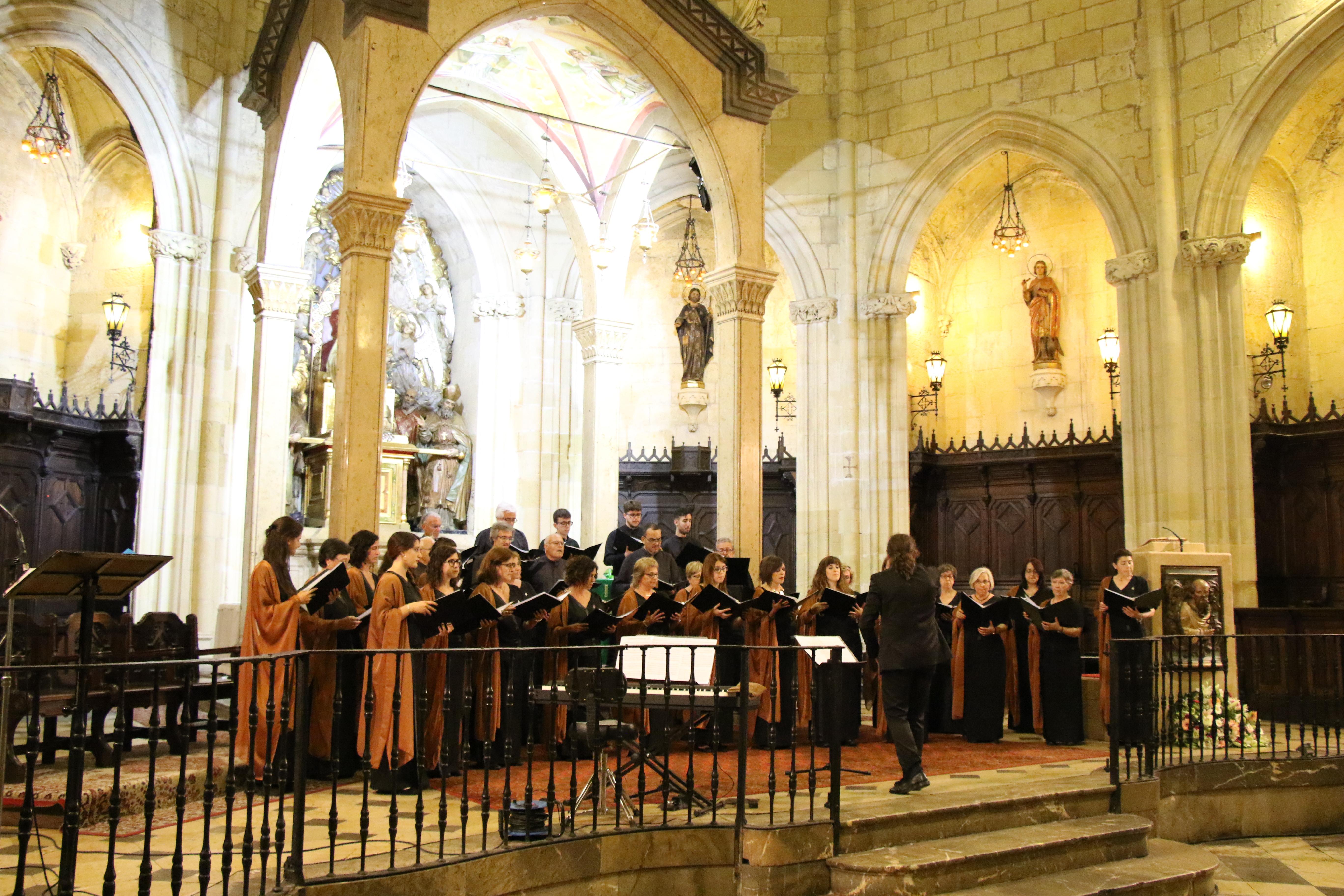 Concert de Festa Major de l'Orfeó Reusenc