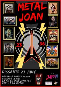 Metal Joan