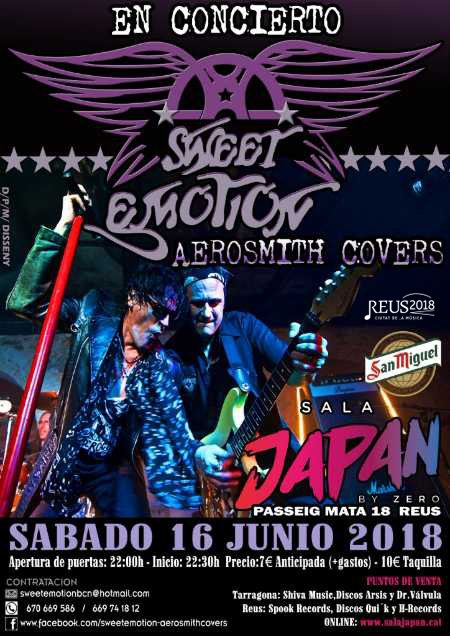 Sweet Emotion Aerosmith Covers