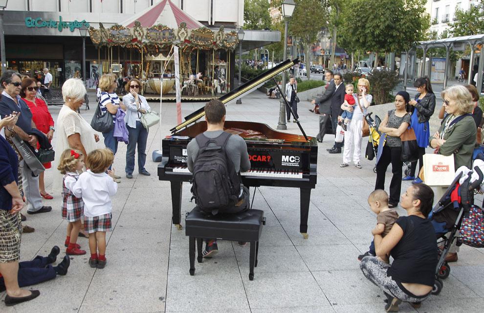 Celebració del Dia Internacional de la Música a diferents espais de Reus
