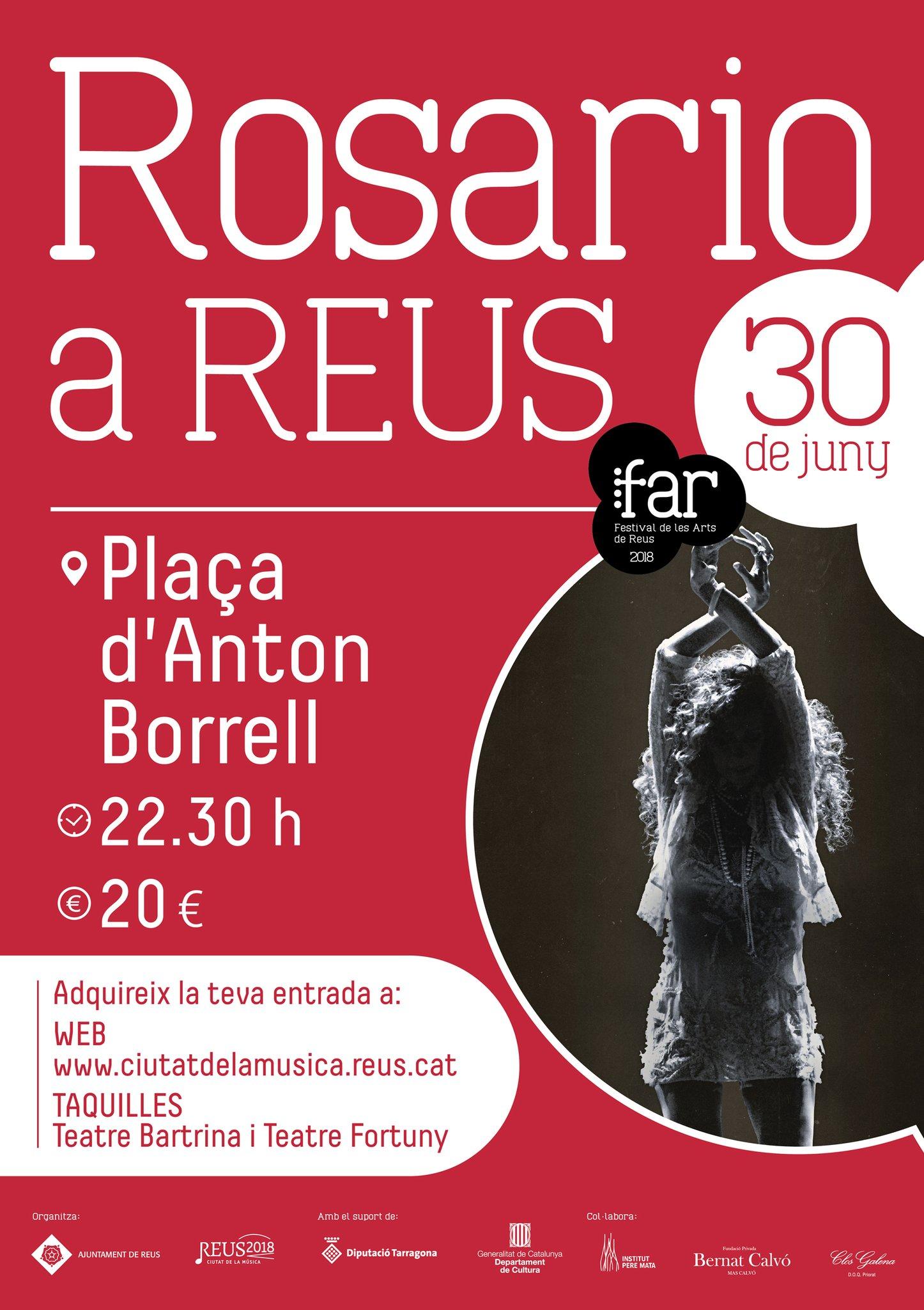 FAR, Rosario en concert