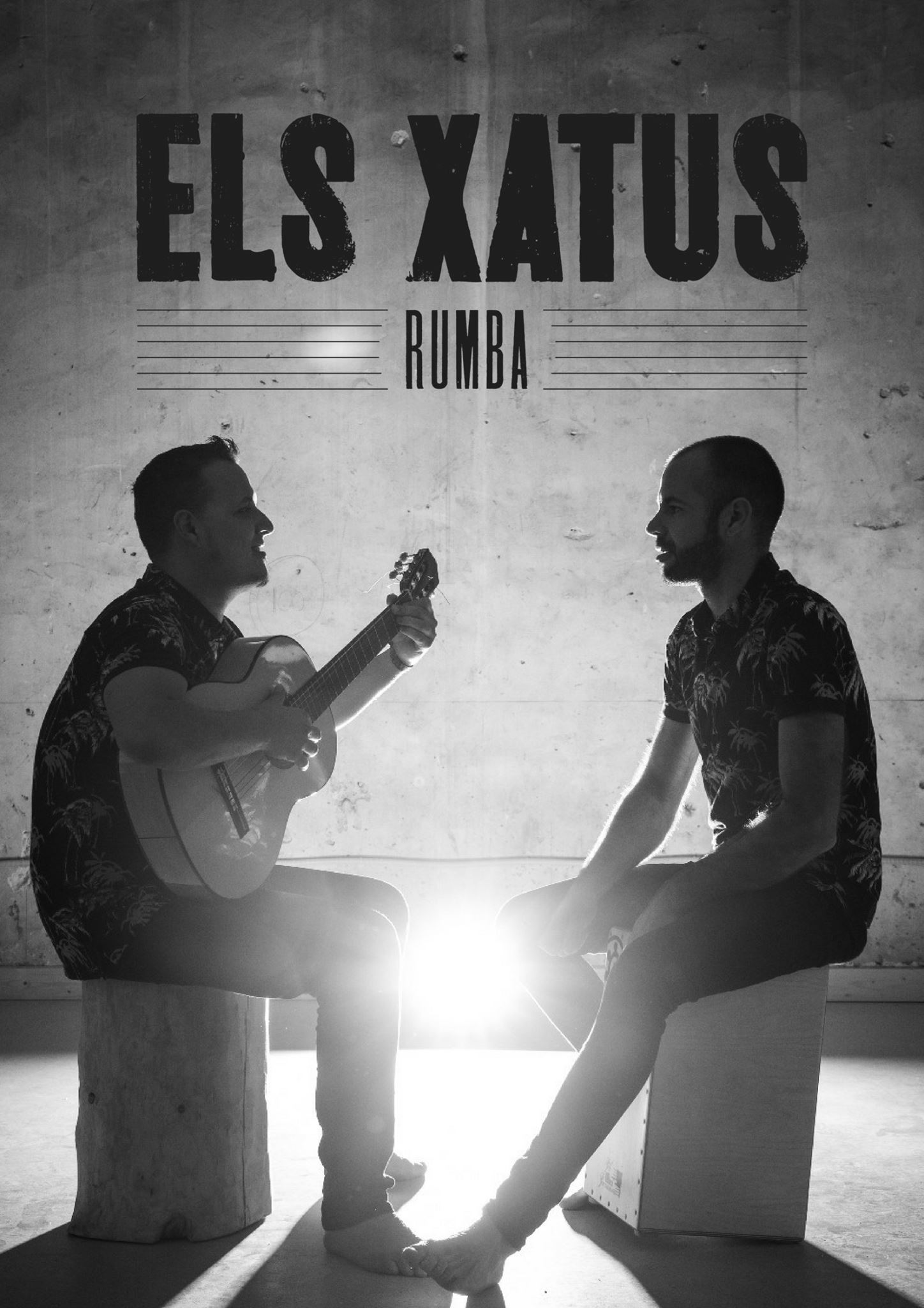 CICLE MÚSICA ALS BARRIS - Els Xatus al barri Juroca