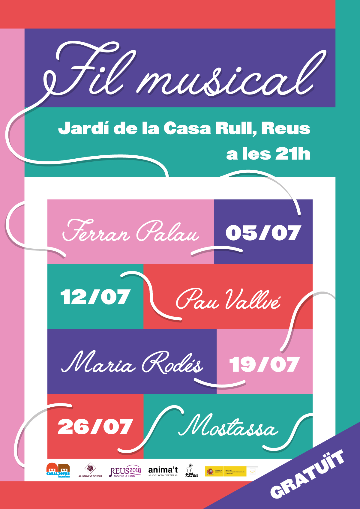 Fil musical - Mostassa