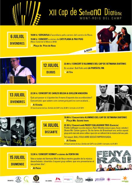 Cati Plana i Pau Puig en concert