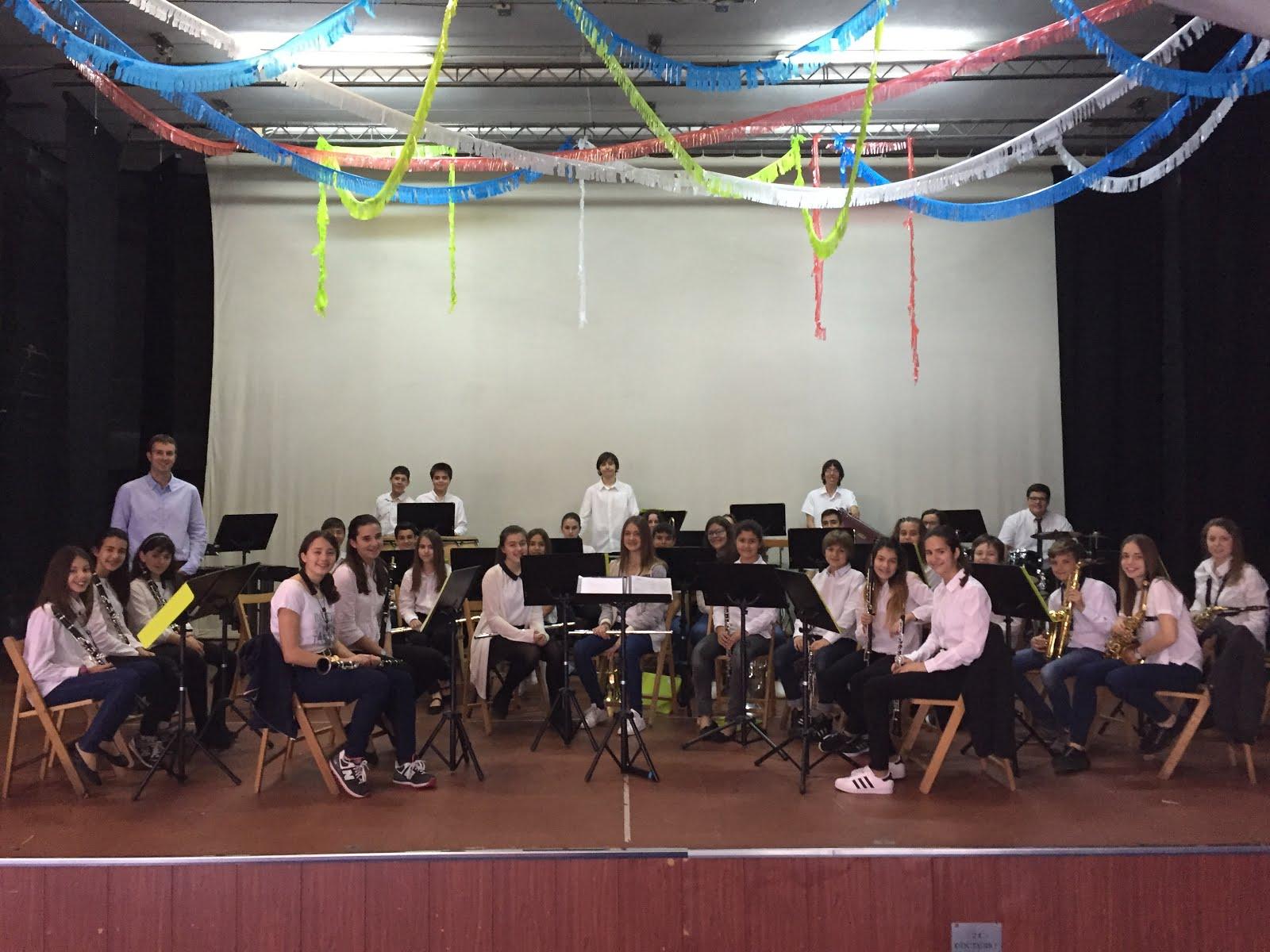 Concert de les IX Jornades Musicals de la Cobla Pare Manyanet