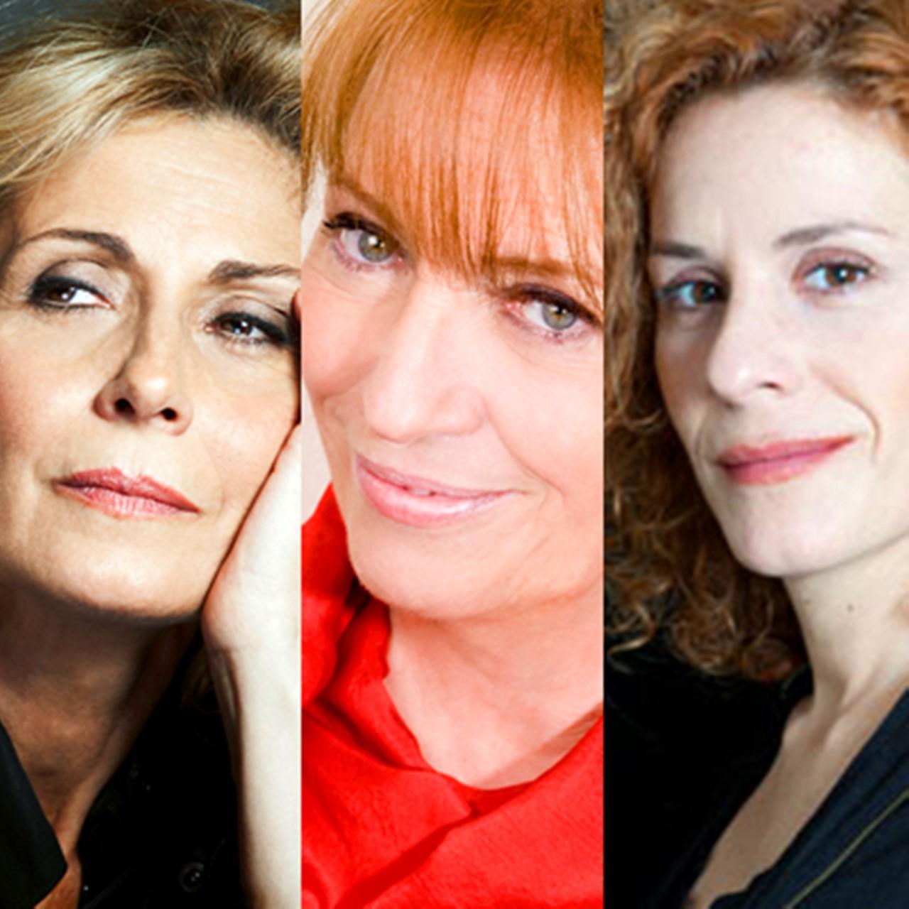 FAR, Tres heroïnes gregues en concert