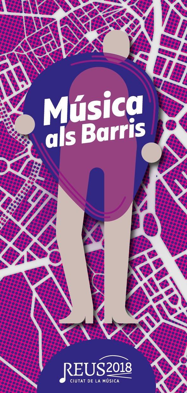 CICLE MÚSICA ALS BARRIS - Grallers a Parcel·les Cases